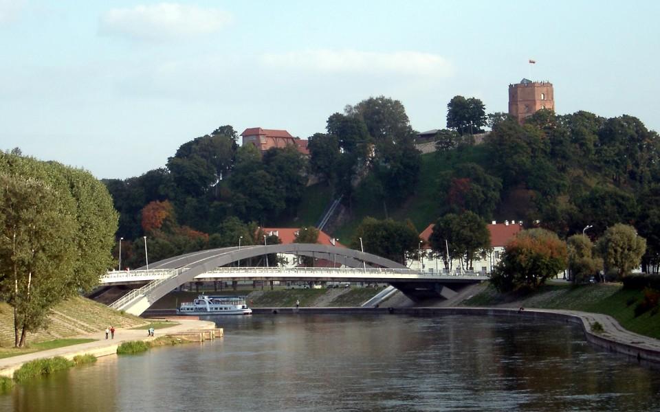 Karaliaus Mindaugo tiltas Vilniuje