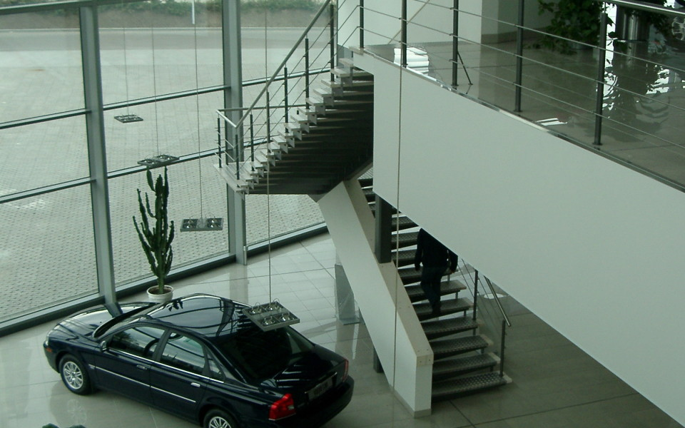 Volvo autocentras